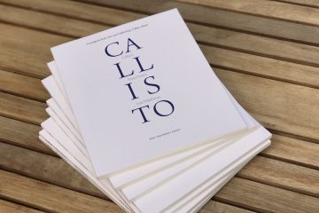 Cover of Callisto by Lisa Matthews